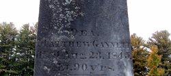 Deacon Matthew Gannett