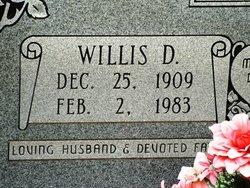Willis Dosier Sanderlin