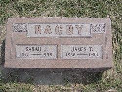 Sarah Elizabeth Jane <i>Miles</i> Bagby