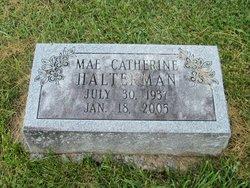 Mae Catherine Halterman
