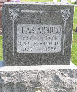 Carrie <i>Zimpher</i> Arnold