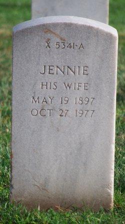 Jennie Anderegg