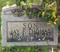 Jay F Thomas