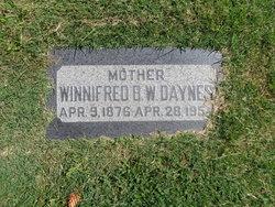 Winnifred Blanche <i>Woodruff</i> Daynes