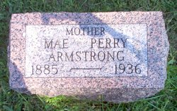 Pearl Mae <i>Perry</i> Armstrong