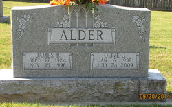 James Robert Alder