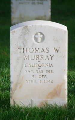 Thomas W Murray