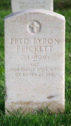 Fred Byron Prickett