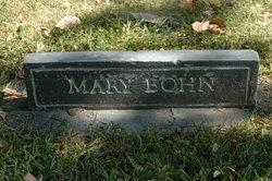 Mary Elizabeth <i>Brammer</i> Bohn