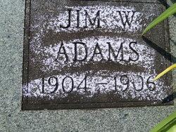 James W. Jim Adams