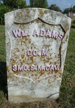 William Alexander Alex Adams