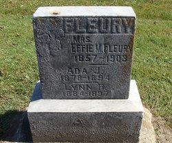 Ada J. Fleury