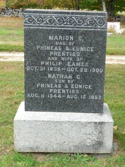 Marion C <i>Prentice</i> Eames