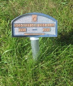 Dorothy Mae <i>Peter</i> Ziegmann
