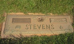 Joseph Edward Stevens