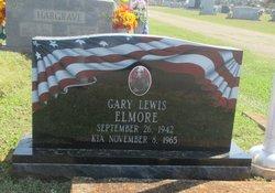 Pvt Gary Lewis Elmore