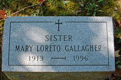 Sr Mary Loreto Gallagher