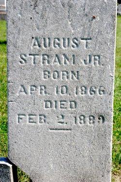 August Stram