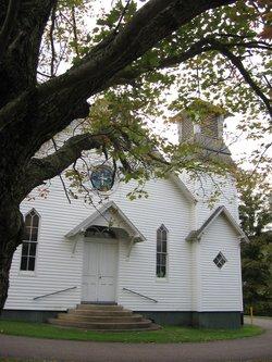 Shirley United Methodist Church Cemetery