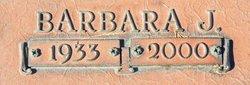 Barbara Jeanette <i>Brown</i> Earp