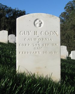 Guy Henry Coon