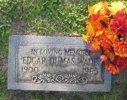 Edgar Dumas Wade