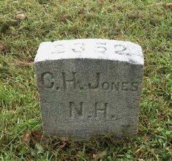 Pvt C H Jones