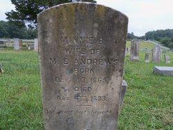 Mildred Belle <i>Claytor</i> Andrews