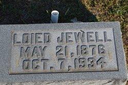 Loied James E. Jewell