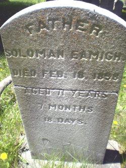 Solomon Eamigh