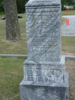Mary C. <i>Taylor</i> Bowen
