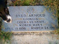 Byrd Arnold