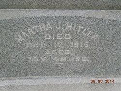Martha J <i>Ohlwine</i> Hitler