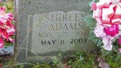 Shirley Granny <i>Kilgore</i> Adams