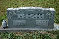 Lee A Arrowood