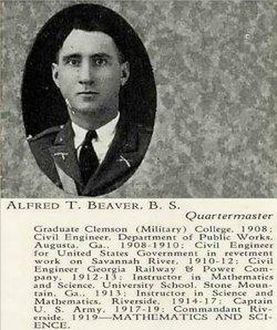 Alfred Thomas Beaver, Sr
