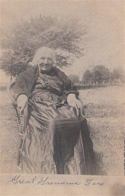 Ann Cafferd <i>Montague</i> Fero