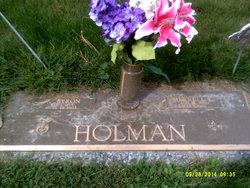 W Byron Holman