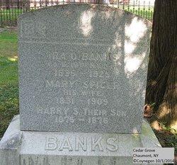 Ira Orran Banks