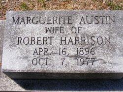 Marguerite <i>Austin</i> Harrison
