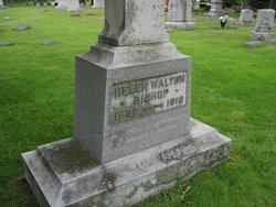 Helen <i>Walton</i> Bishop