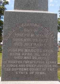 Joseph Marcus Beck