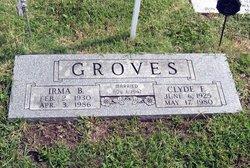 Irma B. <i>Guison</i> Groves