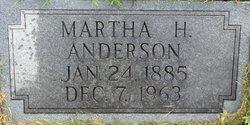Martha A Anderson