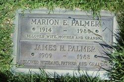 James Harold Palmer
