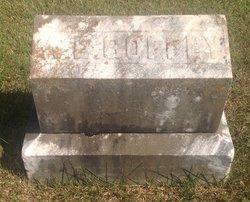 Annie Elizabeth <i>Brown</i> Coffey