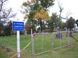 Saint Peters Evangelical Lutheran Church Cemetery