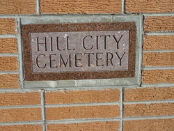 Hill City Cemetery