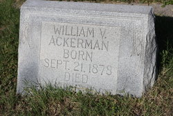 William V Ackerman