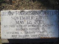 Jean <i>Harrison</i> Carter